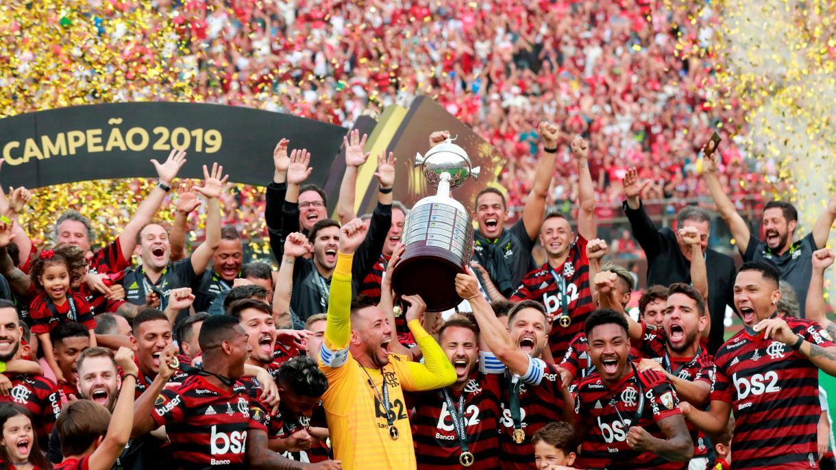 El campeon de la Libertadores viene por un jugador de