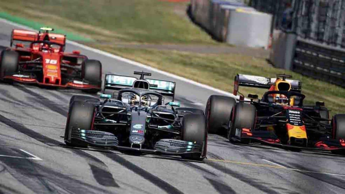 La Formula 1 no ira a paises sin un sistema