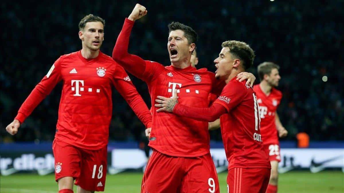 La extincion del factor campo en la Bundesliga