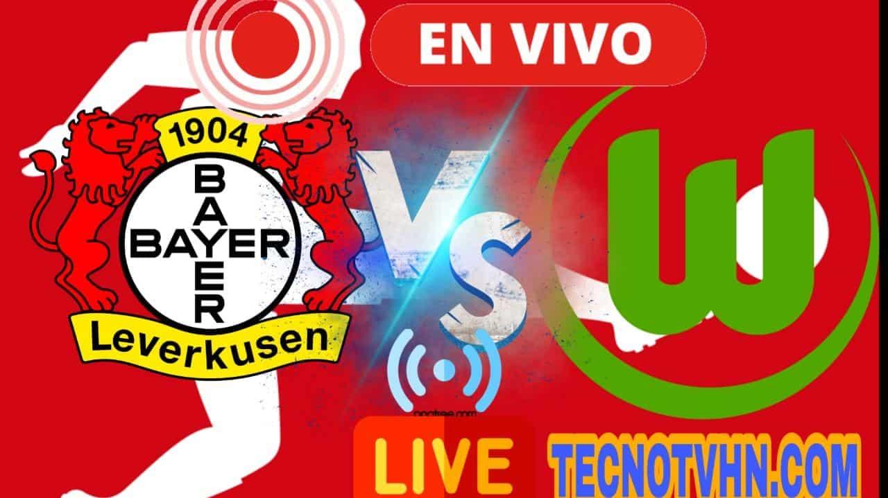 Bayer Leverkusen vs. Wolfsburgo [ESPN EN VIVO] fecha 28 de la Bundesliga | Bayer Leverkusen vs Wolfsburg en vivo online por la Bundesliga