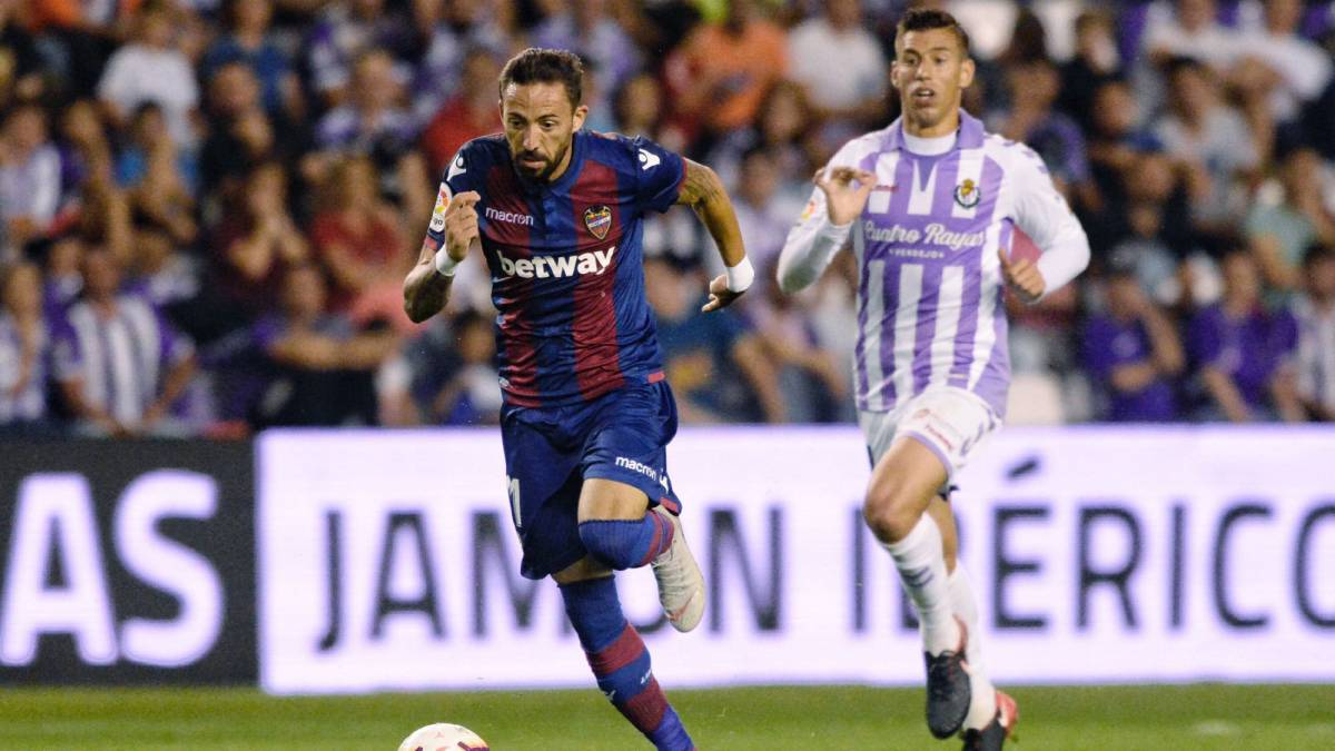 Valladolid vs Levante Transmisión en vivo | ver en directo el Valladolid vs. Levante de LaLiga: TV, canal y streaming