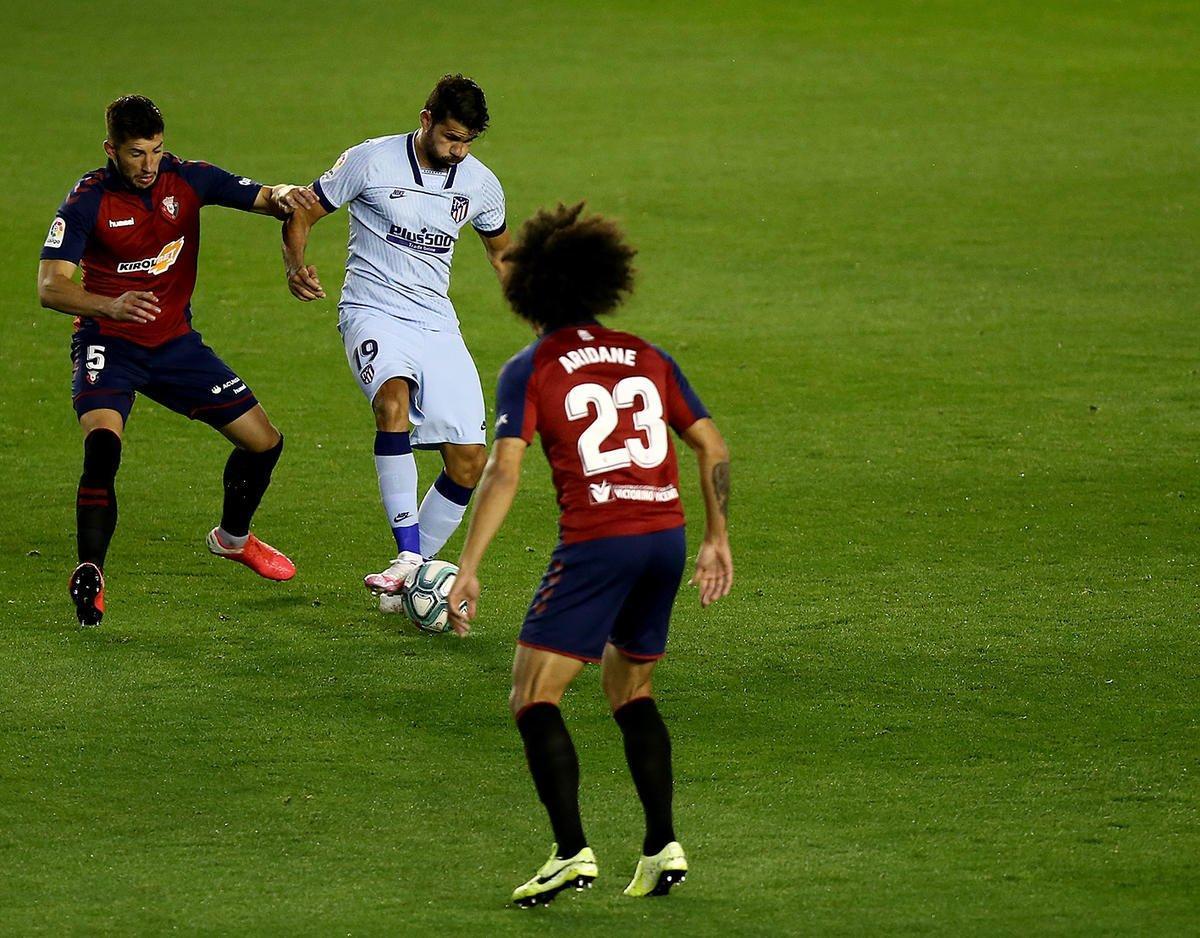Atlético de Madrid En Directo: Alineaciones y Ficha Técnica