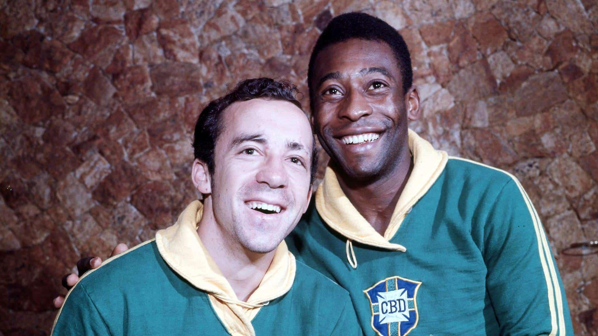Copa Mundial de la FIFA 1970 - Noticias - Tostao: Maradona, Messi y Cristiano no estaban al nivel de Pelé