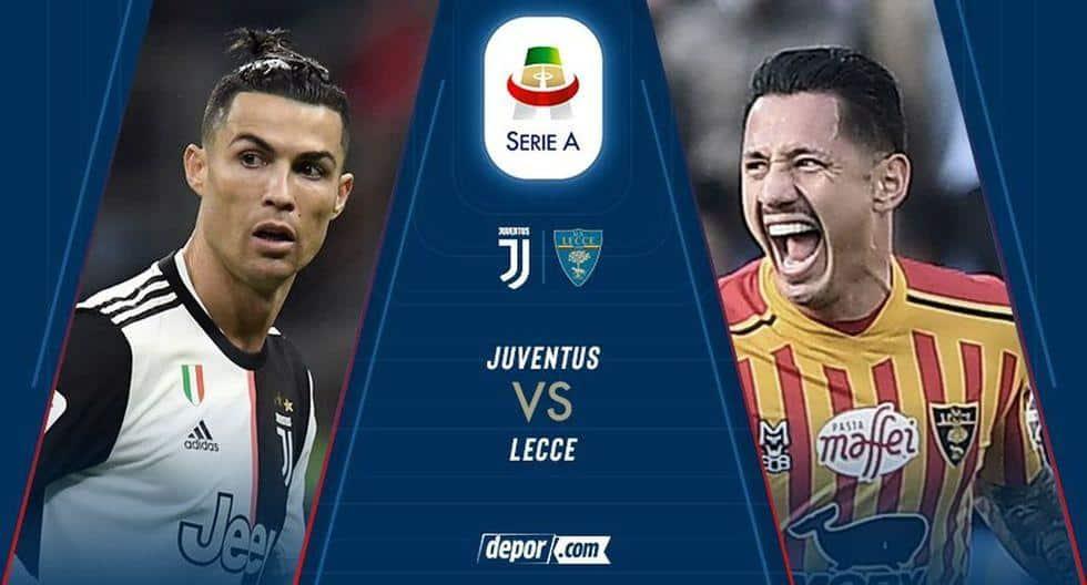 V U00eda ESPN 2 EN VIVO Juventus Vs Lecce Chocan EN DIRECTO