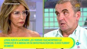 La información de Antonio Montero sobre Julio, el hijo de María Patiño, que veta Sálvame