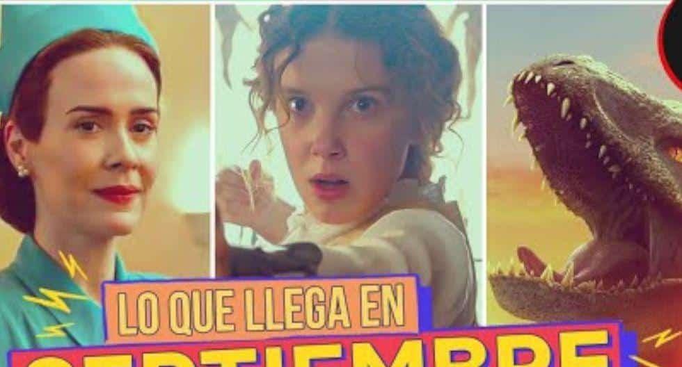 Estrenos Netflix: septiembre 2020 trae estas series y películas  para Latinoamérica