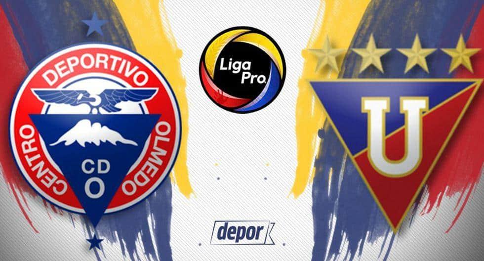 Vía Gol TV: LDU vs. Olmedo EN VIVO ONLINE  por fecha 5 de la Liga Pro 2020 de Ecuador Juegan LDU vs. Olmedo EN VIVO y EN DIRECTO este domingo 16 de agosto (4:00 p.m.) en el Estadio Olímpico de Riobamba vía GOL TV por fecha 5 de la Liga Pro 2020 de Ecuador.