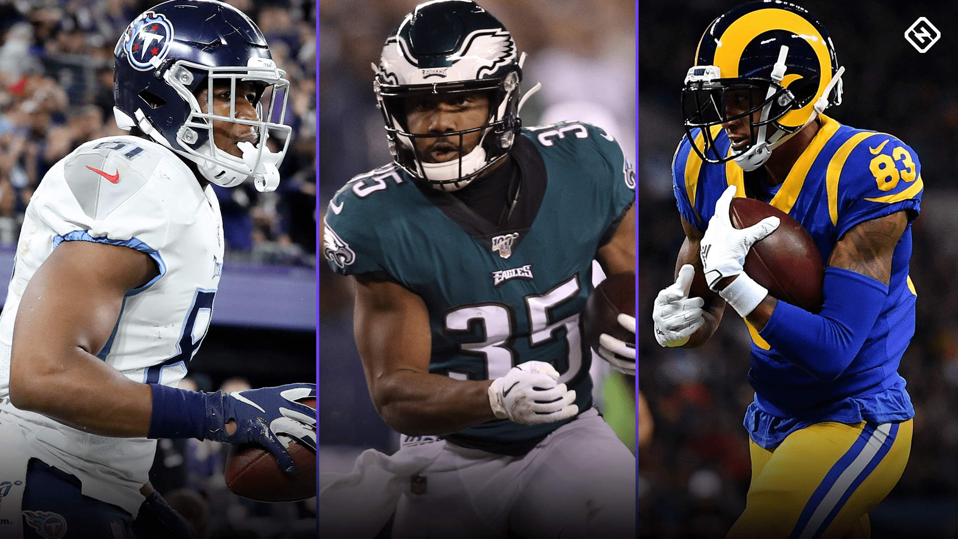 Fantasy Football Sleepers: 32 teams, 32 breakout candidates