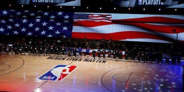 NBA George Hill se queda en vestidor durante himno nacional