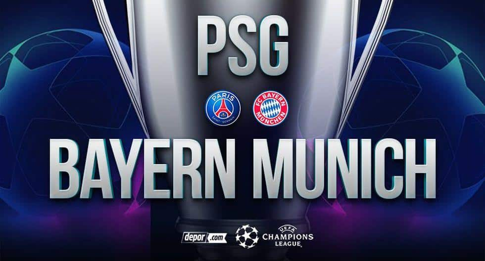 Agenda TV, Final Champions League EN VIVO: PSG vs. Bayern vía Facebook Watch desde Lisboa Sigue solo aquí la Final de Champions League EN VIVO Bayern Munich y PSG chocan EN DIRECTO ONLINE TV vía Facebook Watch, APUROGOL, FOX Sports y ESPN OFICIAL desde el estadio Da Luz de Lisboa.