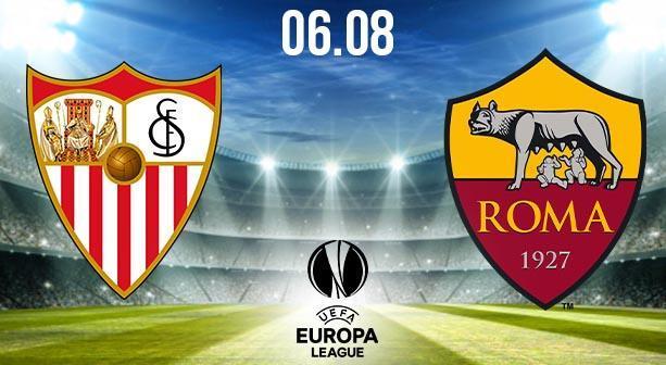 Sevilla vs Roma EN VIVO ONLINE y en directo por octavos de final de la Europa League