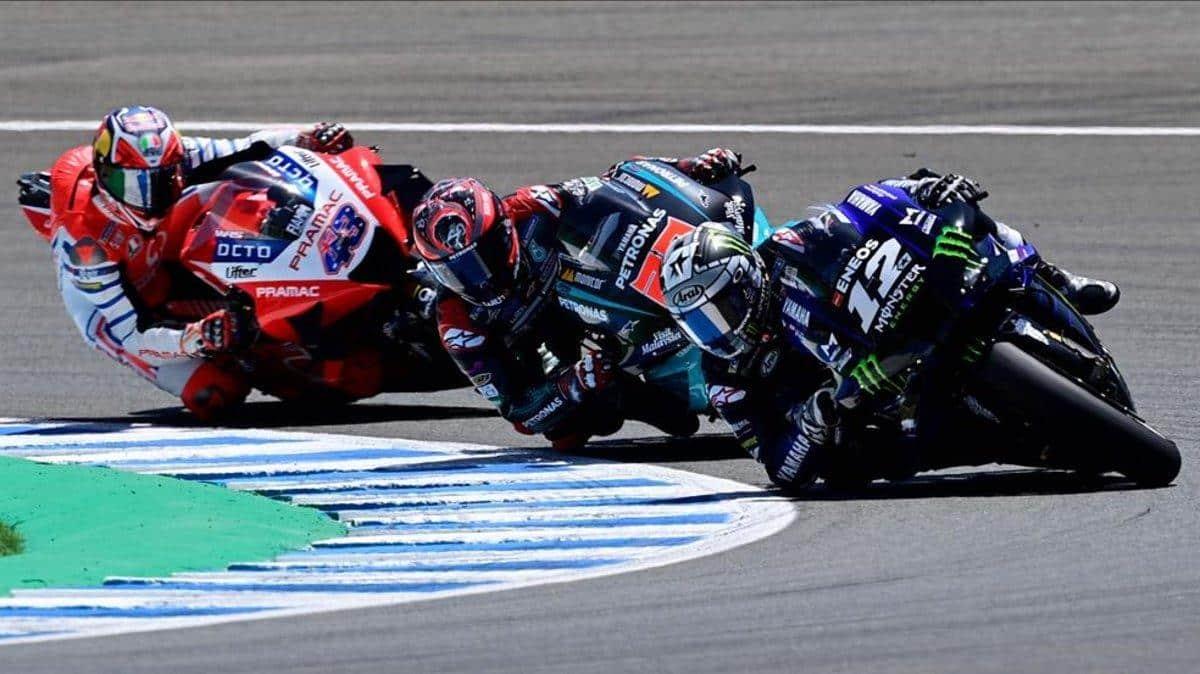 Sigue en directo el entrenamiento cronometrado de MotoGP del Gran Premio de Andalucía