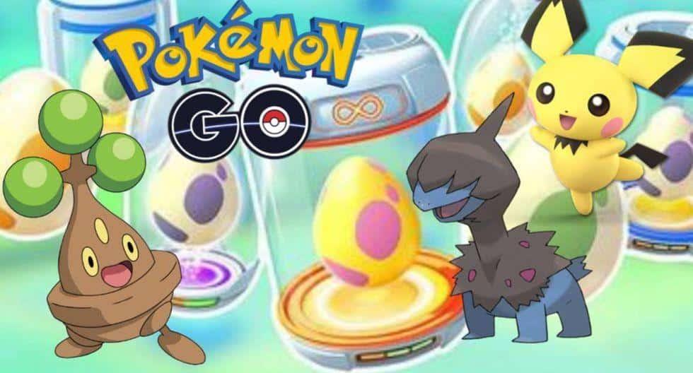 Tecnología: Pokémon GO   Cómo eclosionar huevos desde casa sin ser hack   Ajuste   Delaware