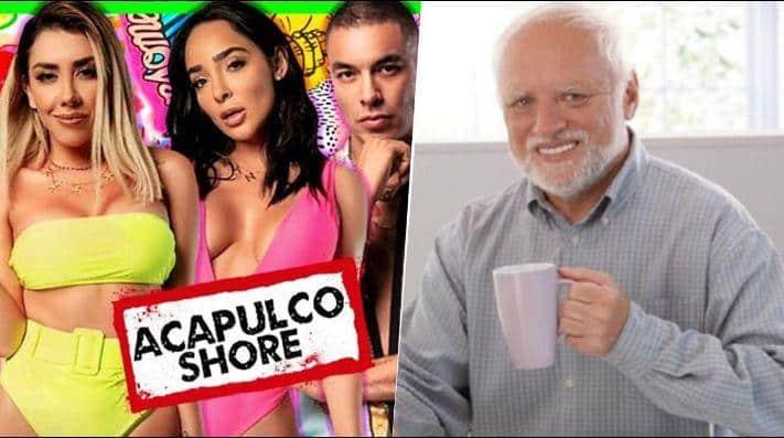 Acapulco Shore 7 MEMES: con memes, las redes se burlan del reality de MTV