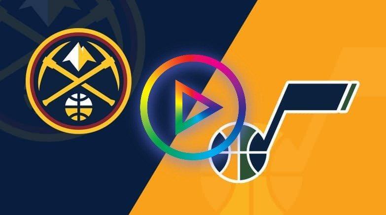 EN VIVO - Nuggets vs Jazz en vivo en directo GRATIS ONLINE