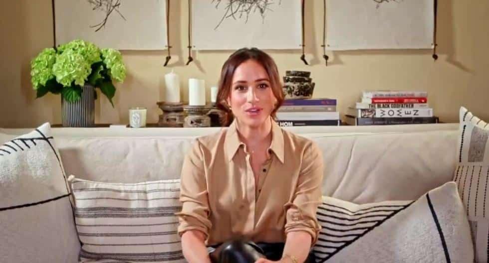 "Meghan Markle aparece en ""America's Got Talent"" para enviar emotivo mensaje a participante | VIDEO"