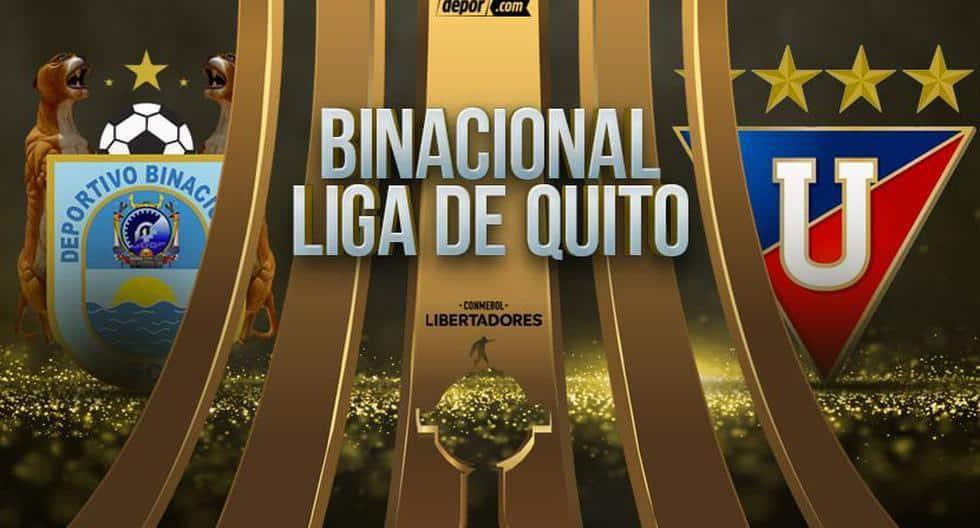 Binacional vs. Liga de Quito EN VIVO: canales de TV y transmisión por la Copa Libertadores 2020