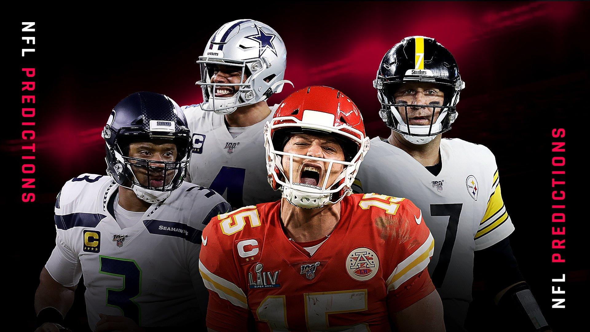 NFL predictions 2020: Final standings, playoff projections, Super Bowl 55 pick