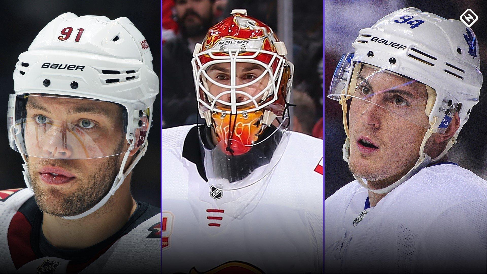 Rastreador de agencia libre de la NHL 2020 lista completa