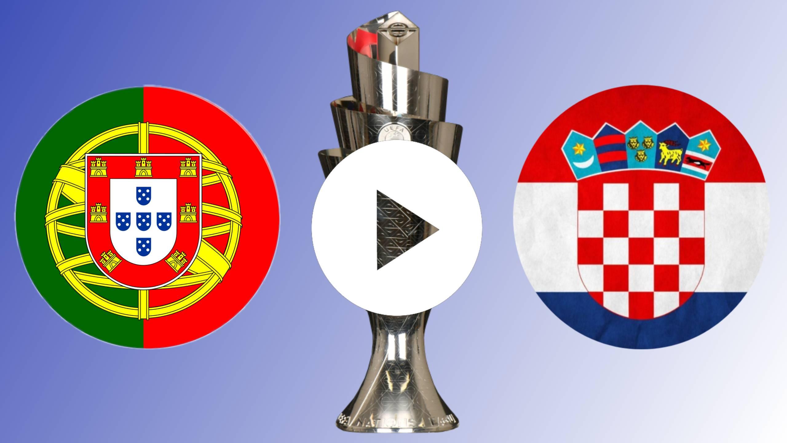 EN VIVO Portugal Vs Croacia GRATIS ONLINE Horario Y