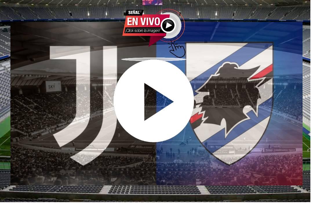 LIVE EN VIVO Juventus vs. Sampdoria ONLINE EN VIVO en ESPN 3 con Cristiano: minuto a minuto por Serie A