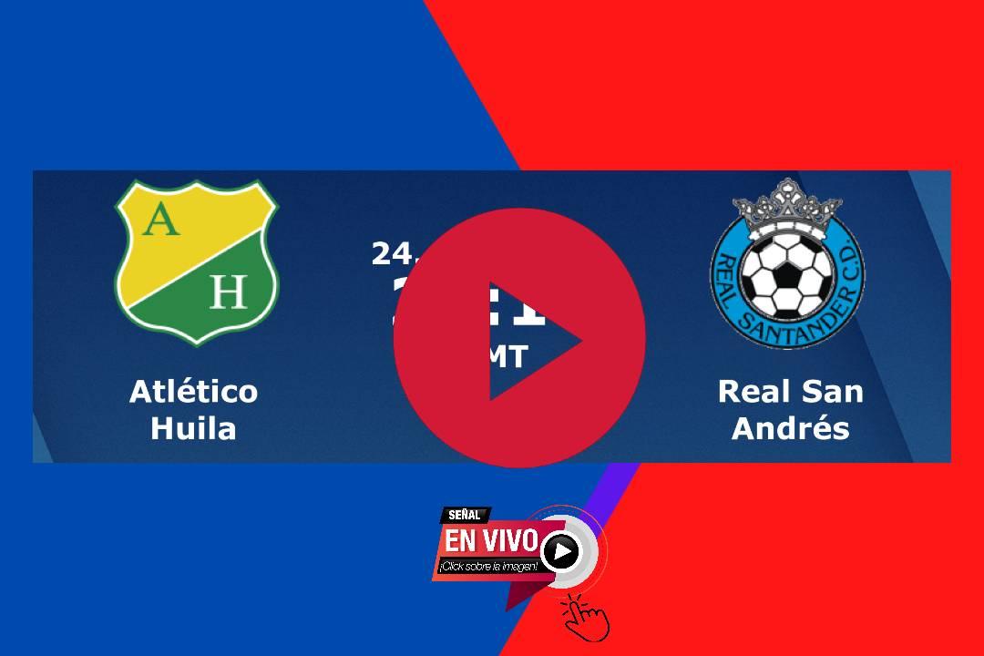 EN VIVO online Huila 1 vs 1 Real San Andrés