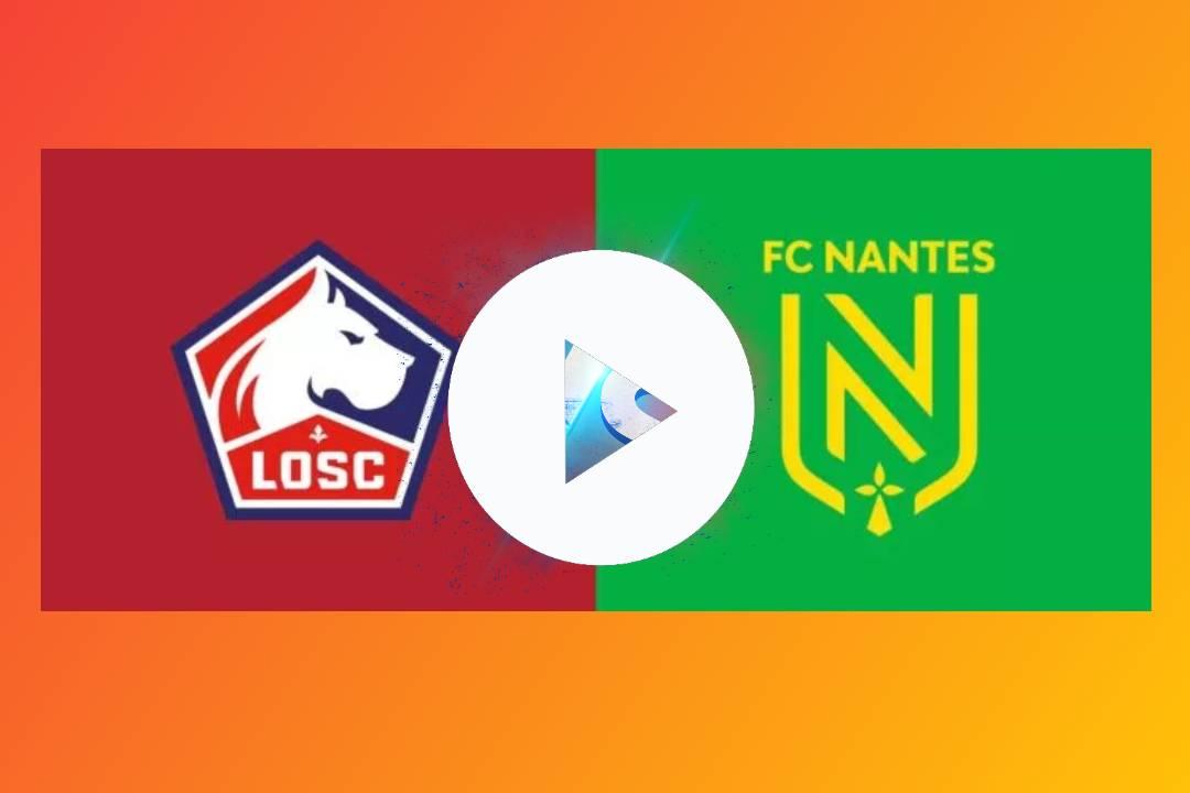 HOY EN DIRECTO Lille - Nantes EN VIVO ONLINE
