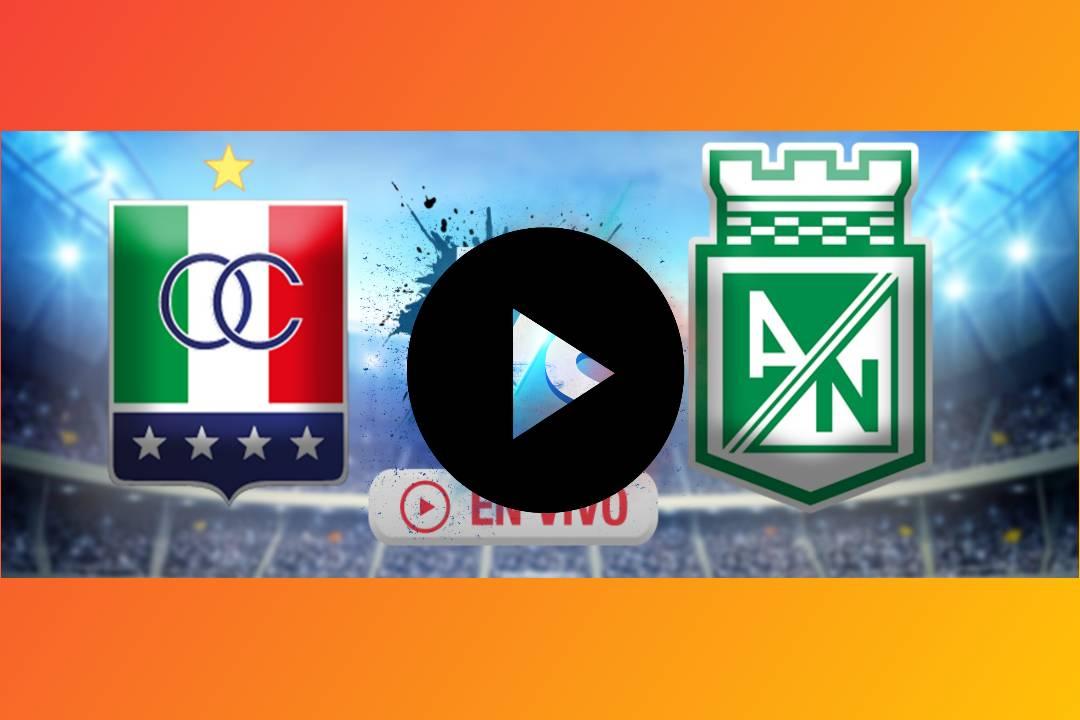 HOY EN DIRECTO Once Caldas vs Atlético Nacional EN VIVO ONLINE