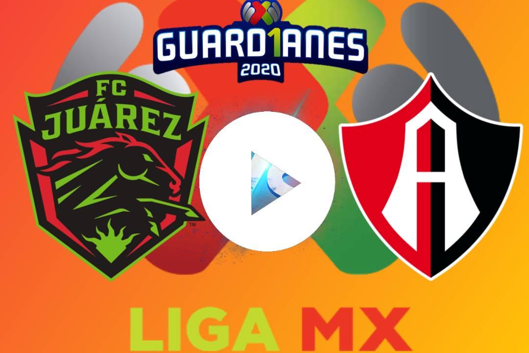 HOY EN DIRECTO FC Juárez vs Atlas en vivo