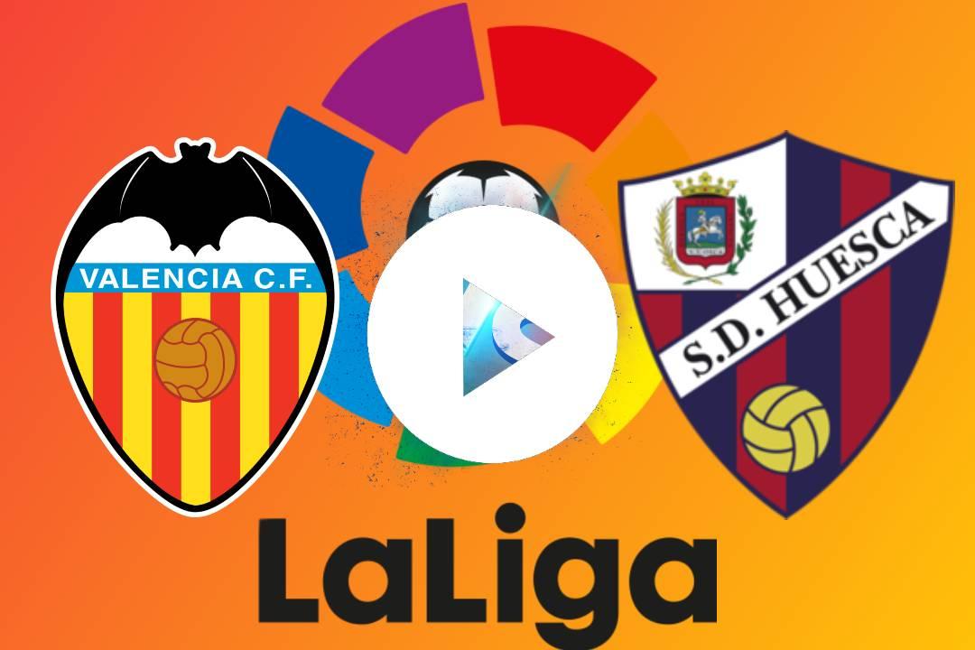 AHORA EN DIRECTO Valencia - Huesca EN VIVO ONLINE