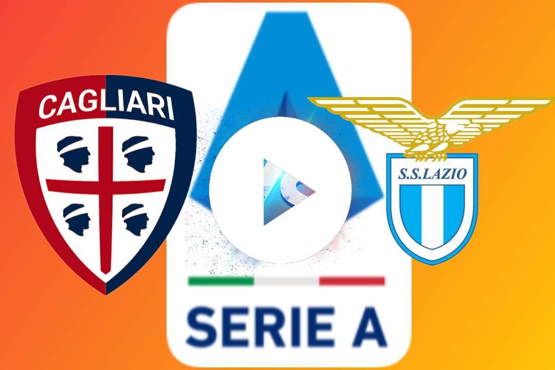 EN DIRECTO Cagliari vs Lazio transmisión en vivo