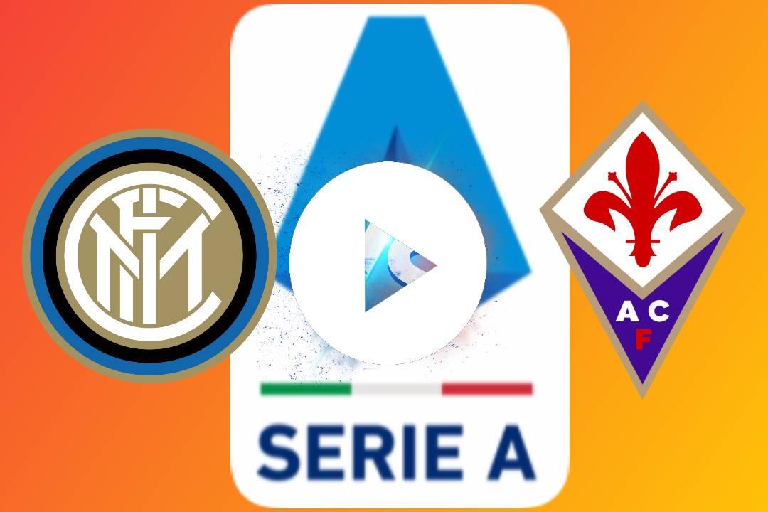 EN DIRECTO Inter de Milán vs Fiorentina GRATIS ONLINE en vivo