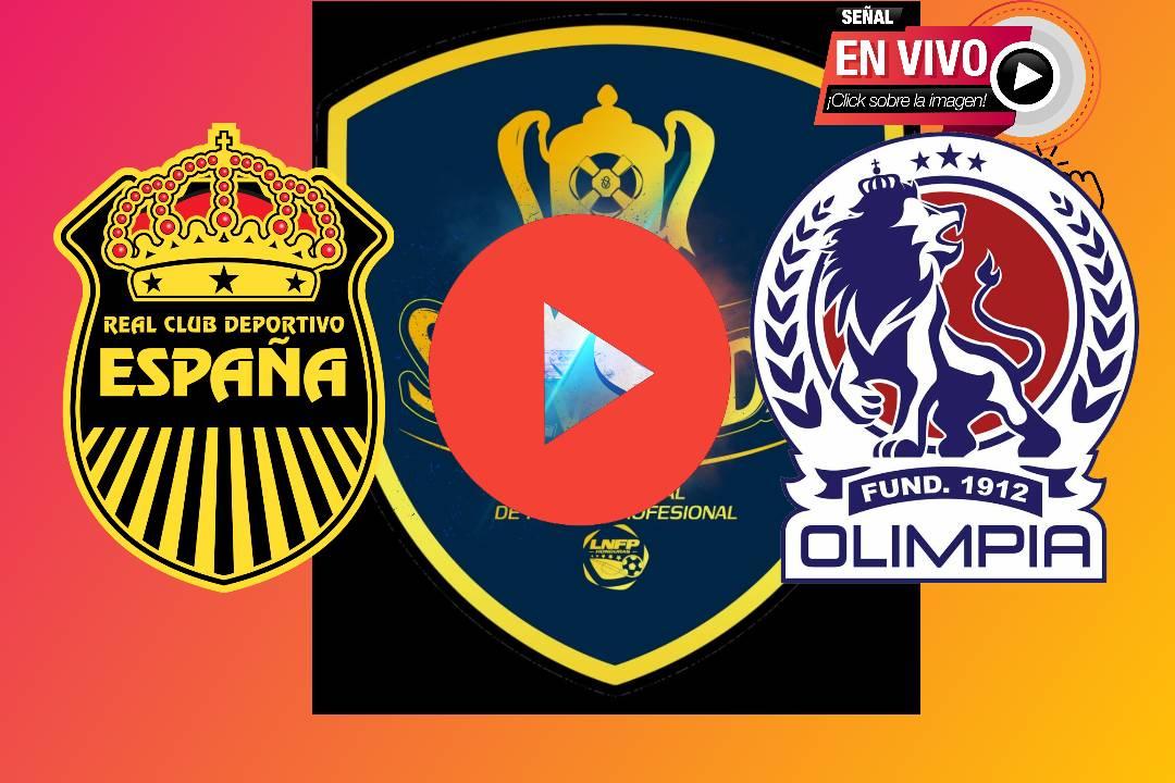 EN DIRECTO Real España vs. Olimpia GRATIS ONLINE EN VIVO
