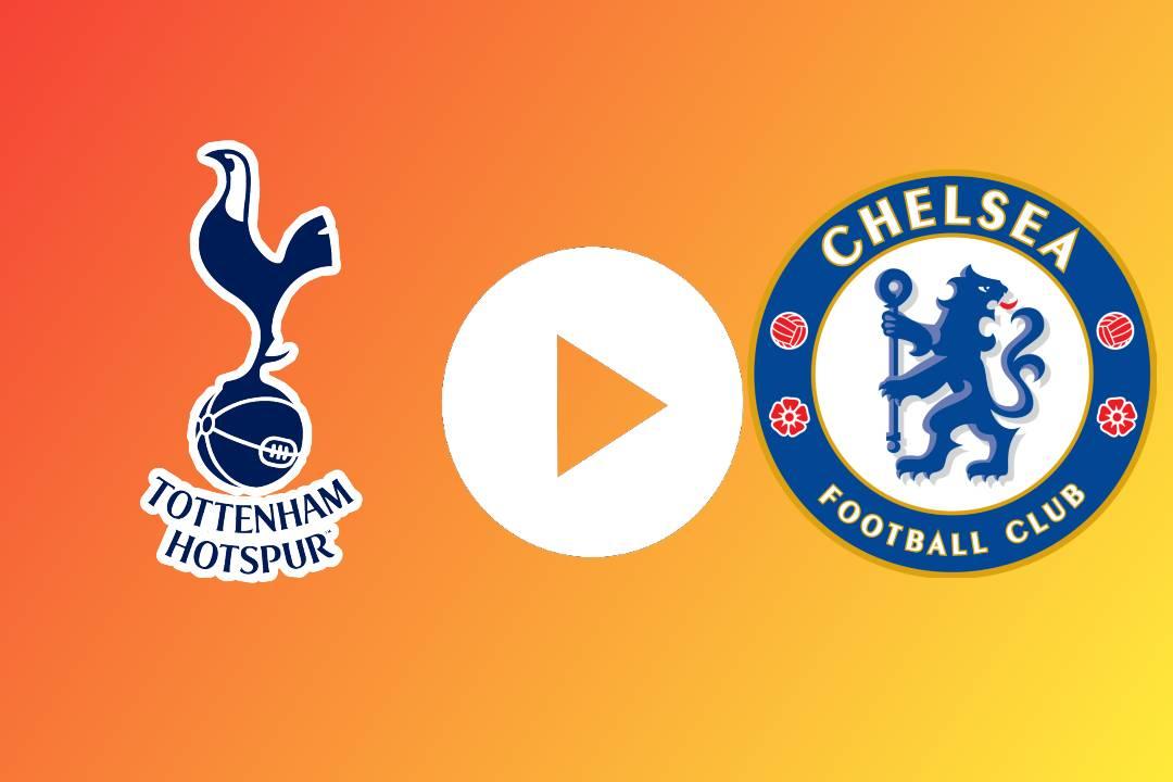 EN DIRECTO Tottenham Hotspur vs.Chelsea GRATIS ONLINE EN VIVO