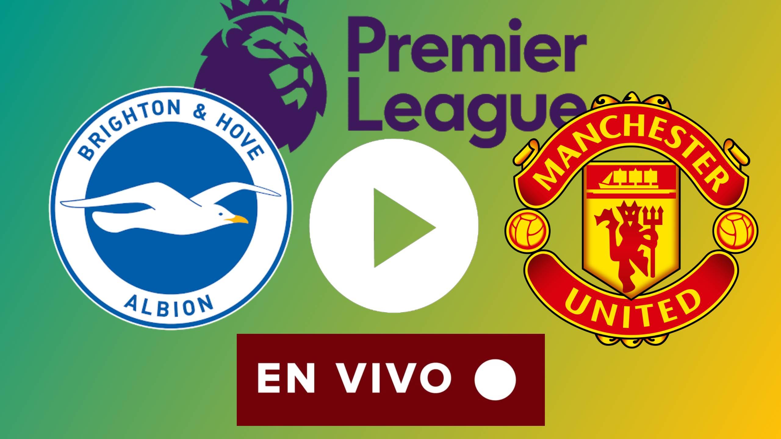 EN DIRECTO Brighton & Hove Albion vs. Manchester United EN VIVO ONLINE: predicción, noticias del equipo, alineaciones 2020