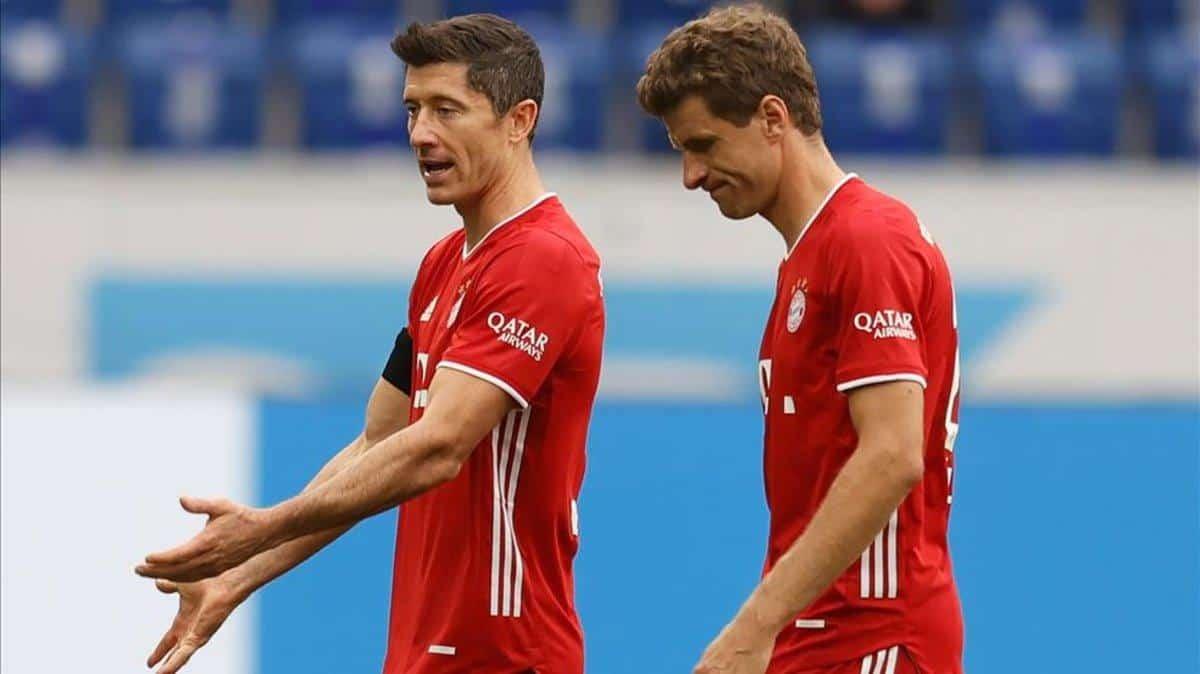 En riesgo el sextete del Bayern