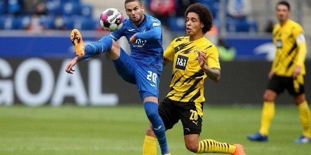 Bundesliga TSG 1899 Hoffenheim vsBorussia Dortmund EN VIVO ONLINE