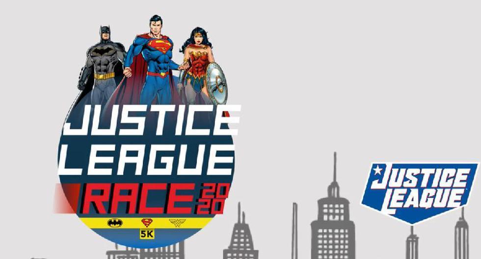 Comics DC Organizan la primera Carrera Wonder Woman Virtual Run