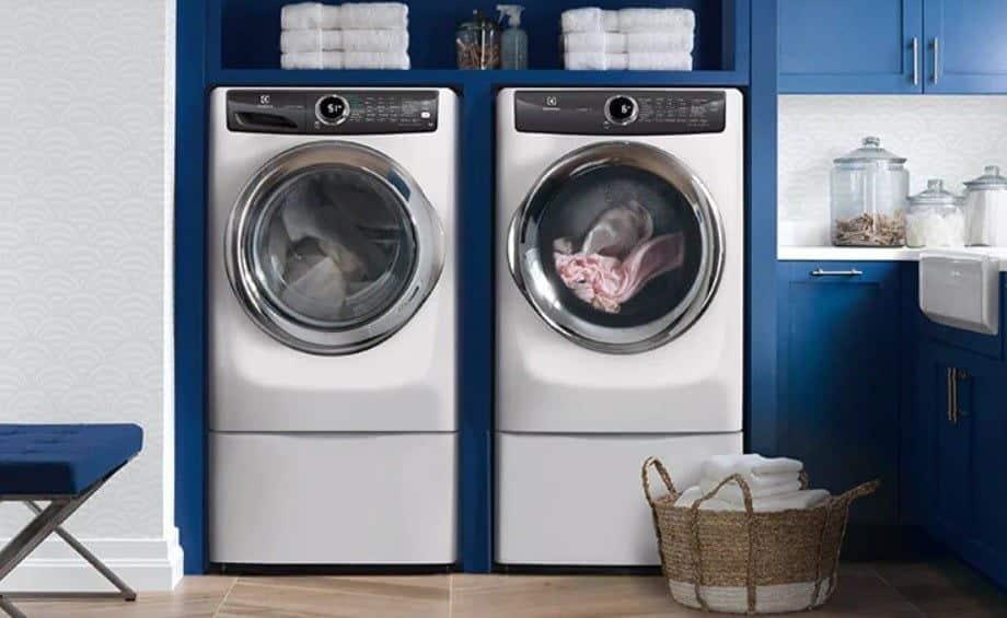 Cómo limpiar una lavadora automática de carga superior o frontal