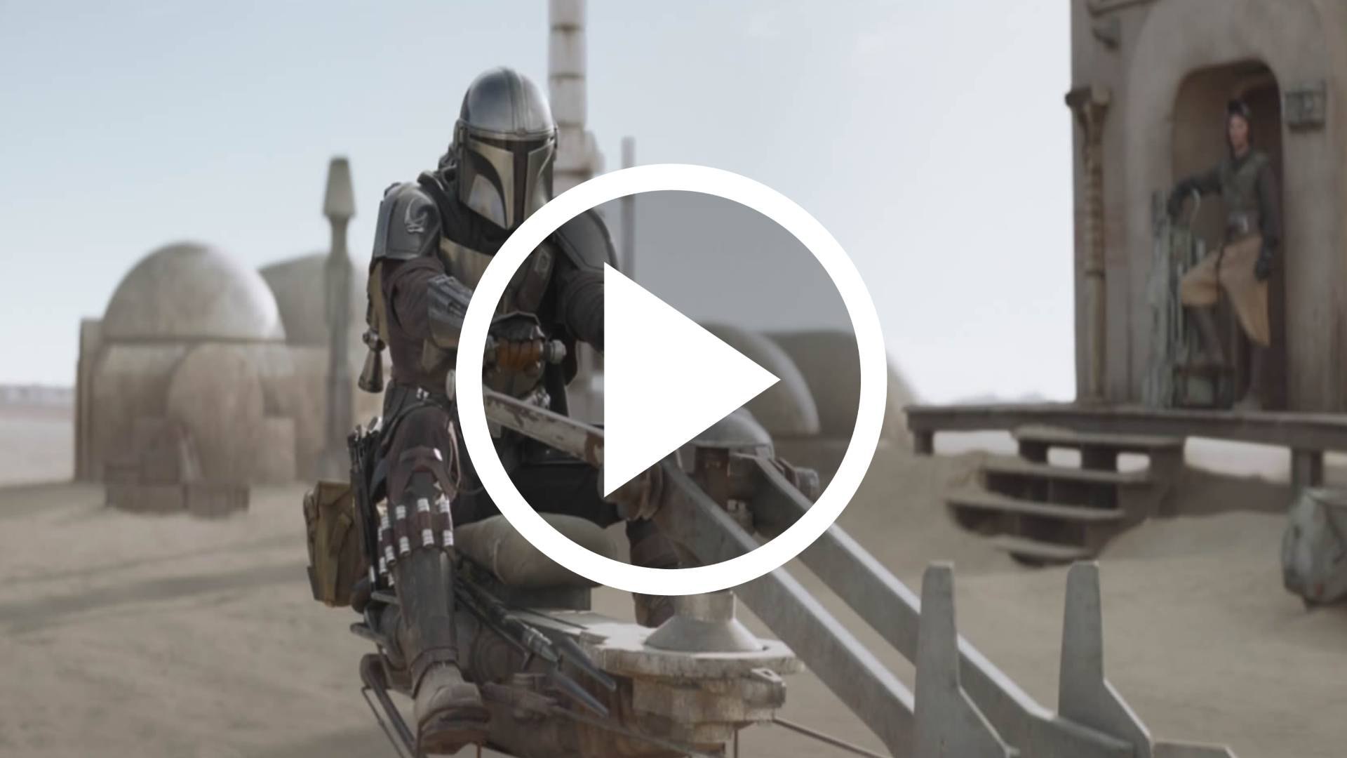 EN VIVO: The Mandalorian 2x01 ONLINE