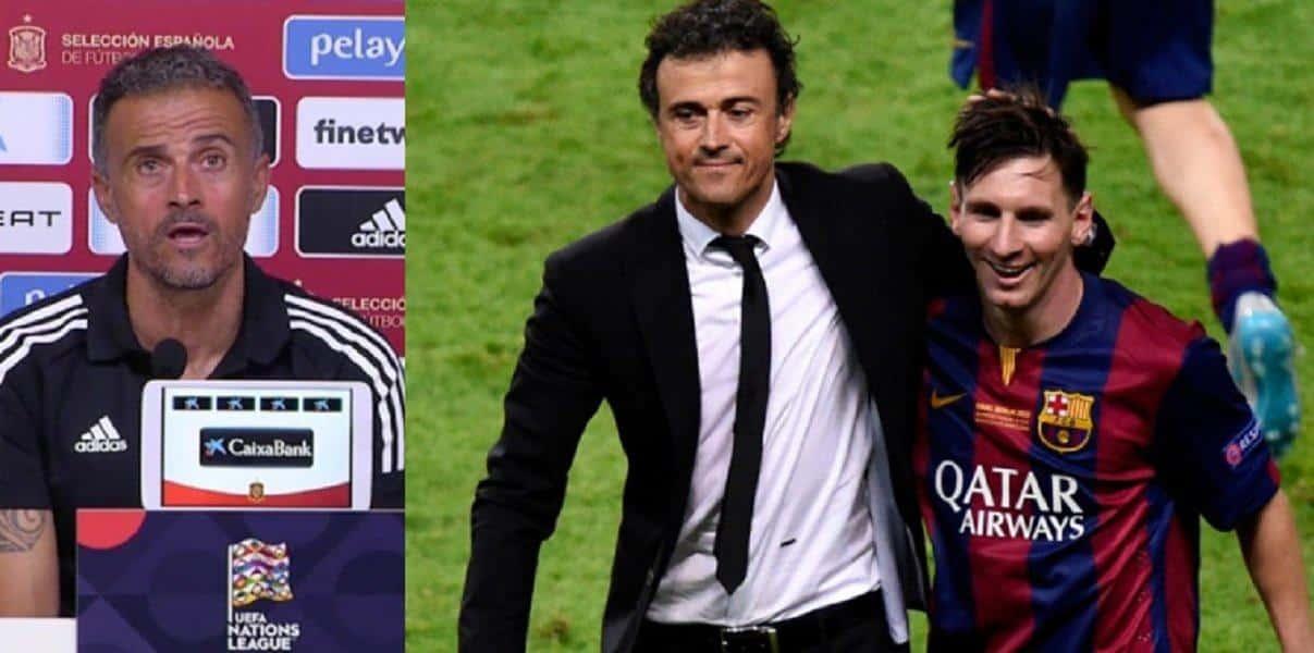 El dia que Messi se vaya sera una pena pero