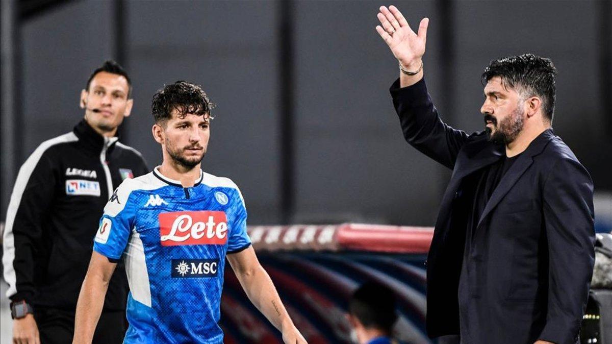 La Serie A confirma que el partido Juventus Napoles no se