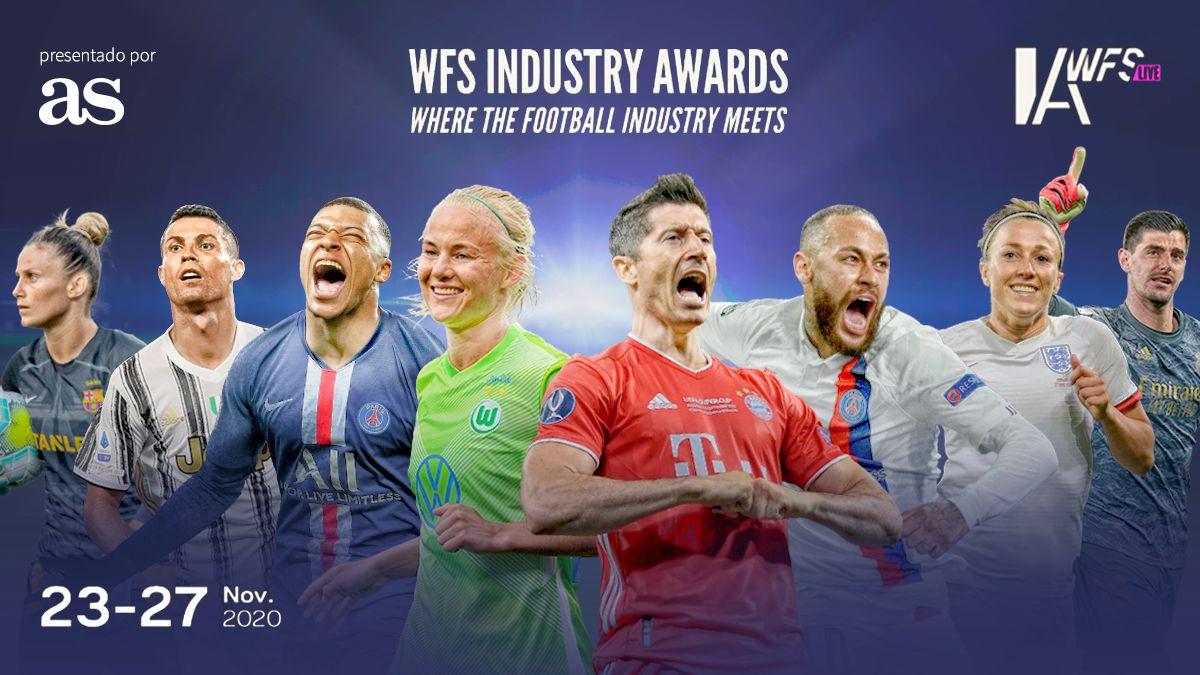 Los candidatos a Jugador y Jugadora del ano de World