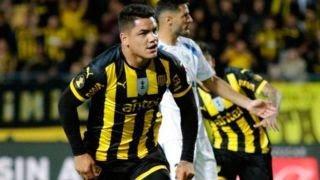 Penarol gano 2 0 Wanderers Campeonato Uruguayo
