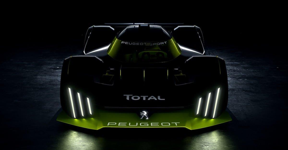 Peugeot volvera a Le Mans en 2022 con un bolido