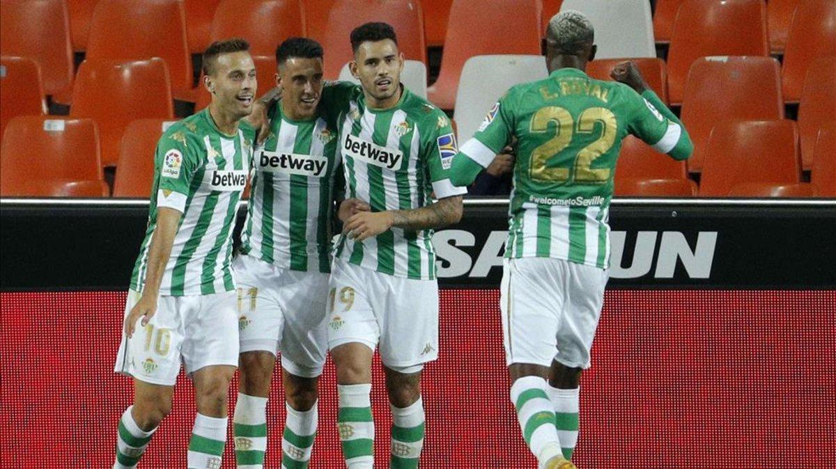 Real Betis Real Sociedad de LaLiga Santander horario y