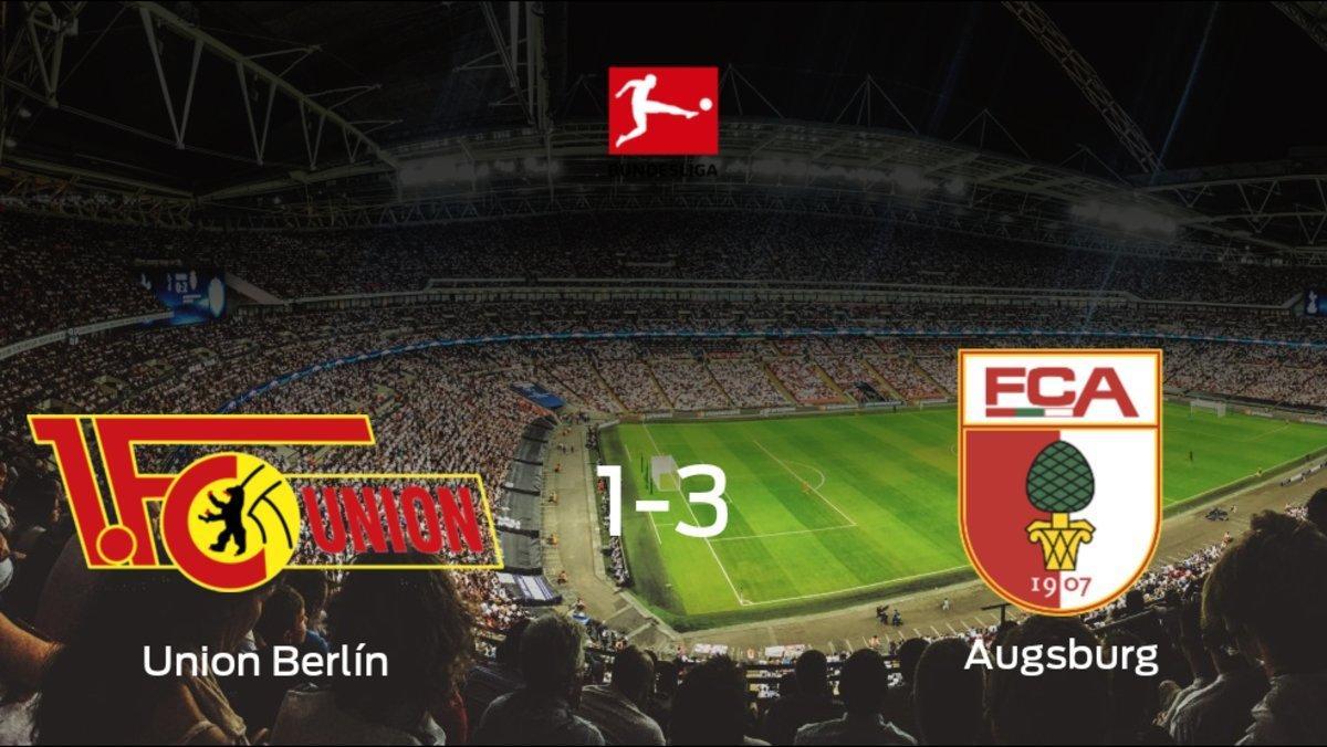 Union Berlin 1 3 FC Augsburgo