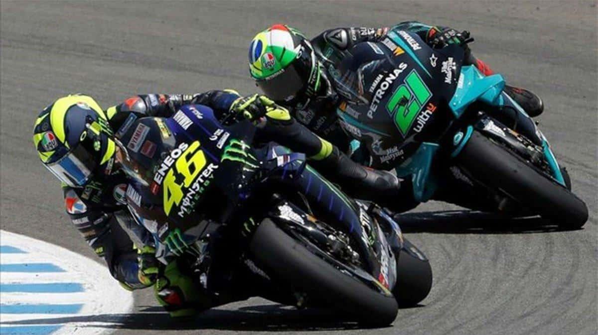 Valentino Rossi correra en el Petronas Yamaha SRT en 2021