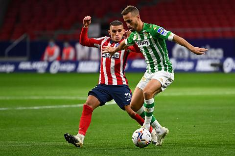 Video Resultado Resumen y Goles Atletico de Madrid vs Betis