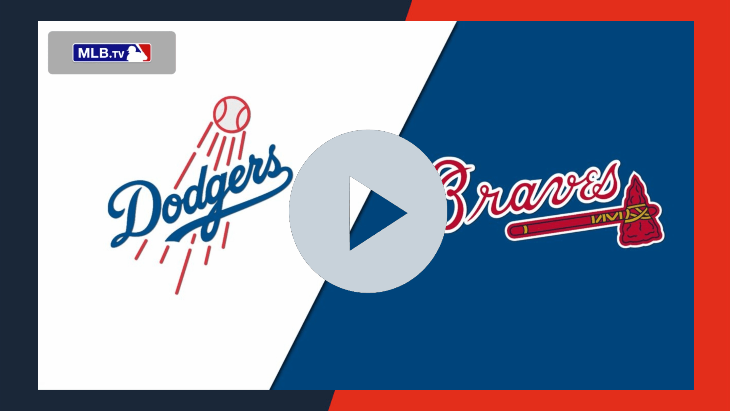 EL MEJOR SITIO PARA VER Dodgers vs. Braves EN DIRECTO GRATIS